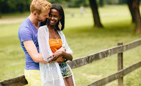 Why white men love the black woman   InterracialDatingCentral