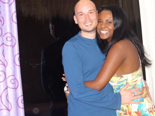 InterracialDatingCentral - Marta and Alex
