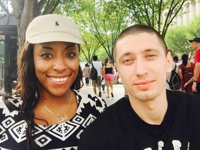 InterracialDatingCentral - LaTayza and Vitali
