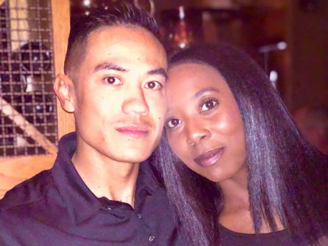 Interracial Marriage Monique & Andrew - Clarksville, Tennessee, United States