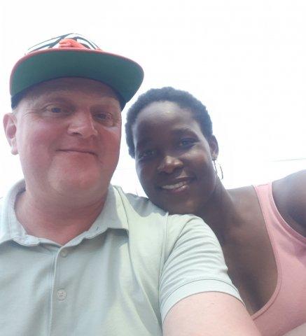 Interracial Marriage - Bonding in Joburg   InterracialDatingCentral - Wendy & Markus