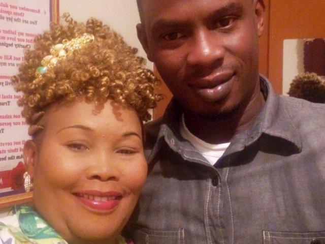 Interracial Couple Rebecca & Henry - Nairobi, Nairobi Area, Kenya