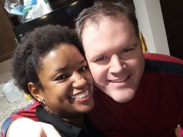 Interracial Couple Latoya & Dan - Nashville, Tennessee, United States