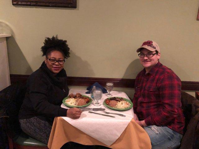 Interracial Couple Justine Decker & Eric Hodges - Philadelphia, Mississippi, United States