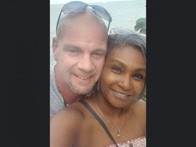 Interracial Couple Takia & Jason - Largo, Florida, United States